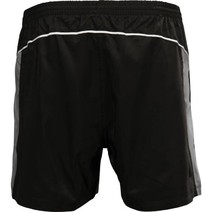 Juventus FC Mens Supporter Shorts - Black/Grey/White