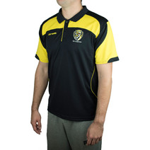 AFL Mens Premium Polo Richmond Tigers
