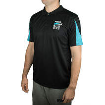 AFL Mens SHD Polo Port Adelaide Power