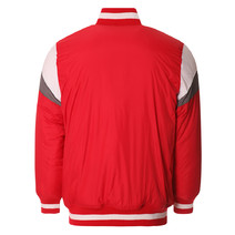 AFL Mens Fan Varsity Jacket Sydney Swans