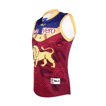 Brisbane Lions 2016 Replica Guernsey Indigenous