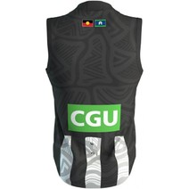 Collingwood Magpies 2018 Youth Indigenous Guernsey