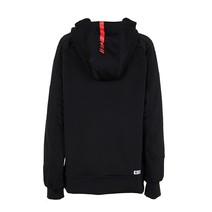 2017 Essendon Kids Squad Hoody - Black/Red