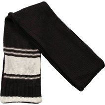 Collingwood Magpies Chunky Knit Scarf