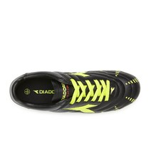 Diadora DD Evolution R MDPU Unisex Football Boots Mens - Black Yellow