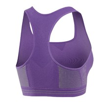 Diadora Womens Seamless Crop Bra