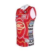 Gold Coast Suns 2016 Replica Indigenous Guernsey