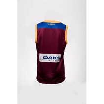 Brisbane Lions 2019 Majestic Mens Replica Home Guernsey