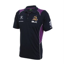 Melbourne Storm Match Day Polo - Navy
