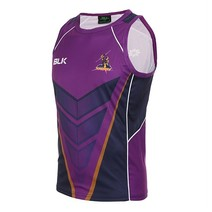 Melbourne Storm Training Singlet - Purple