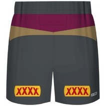 Qld State of Origin 2018 Mens Training Shorts