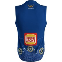 West Coast Eagles 2018 Indigenous Mens Guernsey