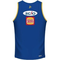 West Coast Mens Training Singlet