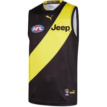 Richmond Tigers 2019 PUMA Youth Home Guernsey