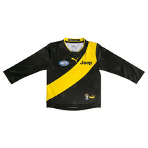 PUMA Richmond Tigers Replica Toddler L/S Home Guernsey