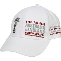 The Ashes 2013-14 Event Cap - White