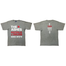 The Ashes 2013/14 Event Tee, Grey, Series 2013/14