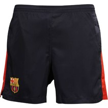 FC Barcelona Mens Supporter Shorts - Navy/Blue/Red
