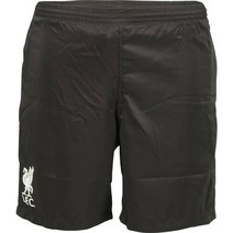 Liverpool FC Mens Supporter Shorts - Black