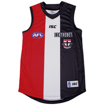St Kilda Saints Official AFL On Field Home Adults Guernsey
