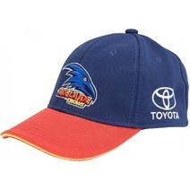 Adelaide Crows 2018 AFL Mens Media Cap