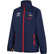 Adelaide Crows Womens Wet Weather Jacket
