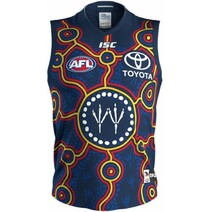 Adelaide Crows Youth 2018 Indigenous Guernsey