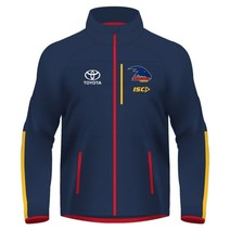 Adelaide Crows 2019 AFL Womens Wet Weather Jacket