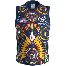 Adelaide Crows 2019 Kids Indigenous Guernsey