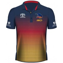Adelaide Crows 2019 AFL Mens Sublimated Polo