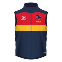 Adelaide Crows 2019 AFL Mens Padded Vest
