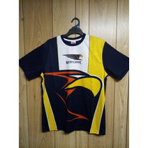 Mens AFL Premium Training Tee WEST COAST EAGLES