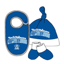 AFL North Melbourne Kangaroos Babies Gift Set