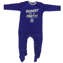 AFL North Melbourne Babies Hungry Romper