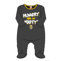 AFL Richmond Tigers Babies Hungry Romper