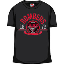 AFL Mens SHD Tee Essendon Bombers
