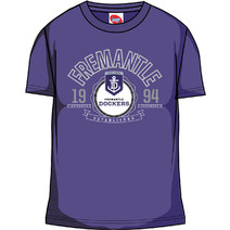 Mens SHD Tee Fremantle Dockers