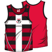 AFL Mens SHD Singlet St Kilda Saints