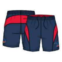 AFL Adelaide Crows Mens Premium Short