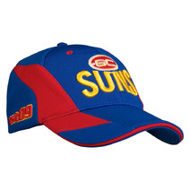 AFL Gold Coast Suns Mens Premium Cap