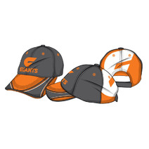 AFL GWS Giants Mens Supporter Cap
