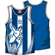 AFL Youth SHD Singlet Kangaroos