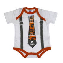 AFL GWS Giants Tie Romper