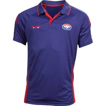 Western Bulldogs Mens Premium Polo
