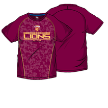 Brisbane Lions Mens Tech Tee
