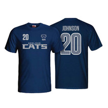Geelong Cats Youth Number Player Tee Shirt