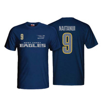 West Coast Eagles Youth Number Player Tee Shirt