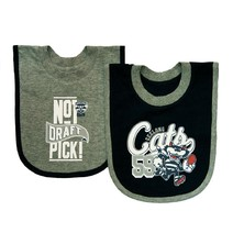 AFL Baby 2 Piece Bib Pack Geelong Cats