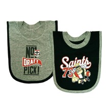 AFL Baby 2 Piece Bib Pack St Kilda Saints