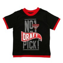AFL Toddler Draft Pick Tee Essendon Bombers